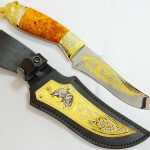 Нож «Волк» №6