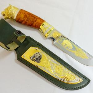 Нож «Бурый медведь»
