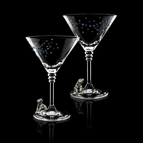 Набор бокалов для мартини Большая Медведица
