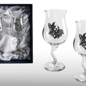 Подарочный набор бокалов для коктеля Танец Любви