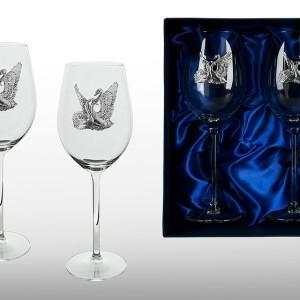 Подарочный набор бокалов для красного вина Верность