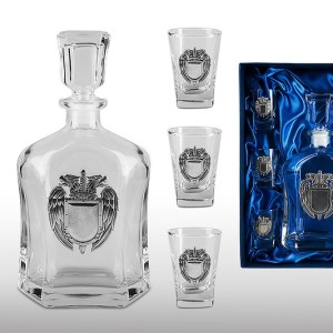 Подарочный набор для водки ФСО