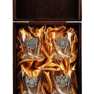 Подарочный набор стаканов для виски Элитный-2