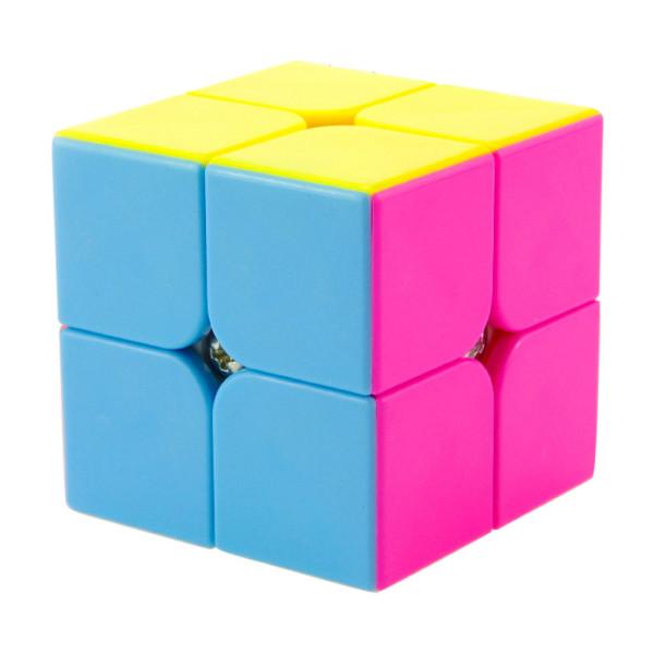 2x2x2-Кубик-рубика-Игрушка-Конкурс-Скорость-Puzzle-Кубики-Игрушки-Для-Детей-Дети-Magic-Cube