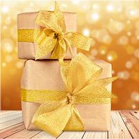 Кому подарок